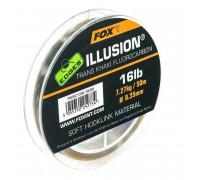 EDGES™ Illusion Soft - Trans Khaki 16lb/0.35mm 50m  флюрокарбоновый материал