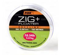 "Zig & Floater Hooklink 0.26mm  100 m   леска для оснастки ""Zig-Rig"""