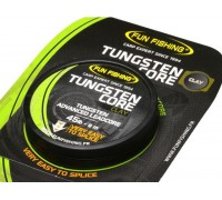 Tungsten Core - 45lbs - Weed - 8m   противозакручиватель утяжеленный