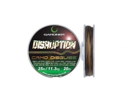 25Lb Disruption MUD Brown поводковый материал