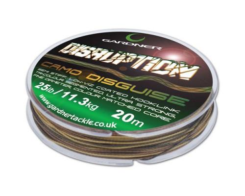 25Lb Disruption Green поводковый материал