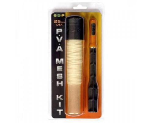 PVA Mesh Kit 20 mm ПВА сетка с плунжером