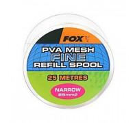 Narrow 10m/25mm Refill Spool Fine Mesh PVA быстро растворимая сетка, запаска
