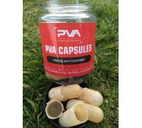 10 PVA Capsules Chilli Flavour Brown   PVA капсулы 10шт