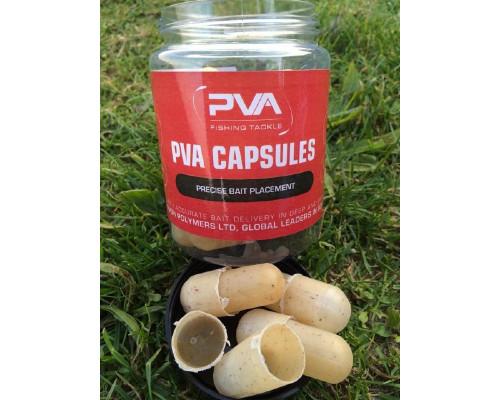 10 PVA Capsules Chilli Flavour Brown   PVA капсулы 10шт